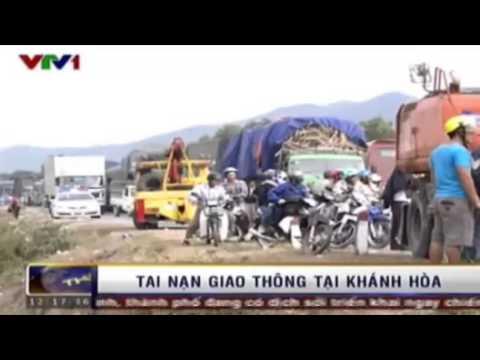 Video Clip Tai nạn giao thông tại Khánh Hòa 2014