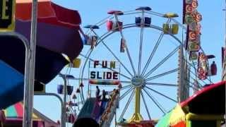 CARNIVAL RIDES ~ GAMES ~ FOOD ~ BROWN'S AMUSEMENTS [HD
