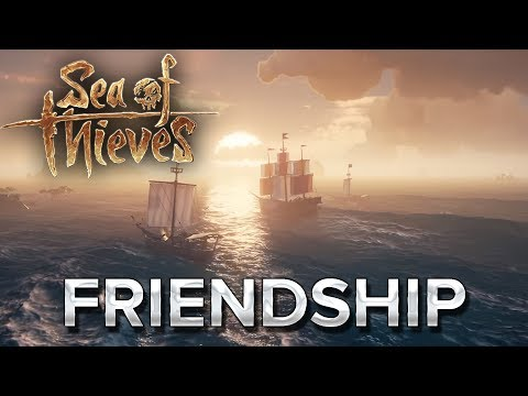Sea of Thieves #9 : FRIENDSHIP