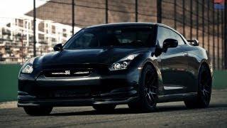 1400 Horsepower AMS Performance Alpha 12 Nissan GT-R - CAR and DRIVER videos