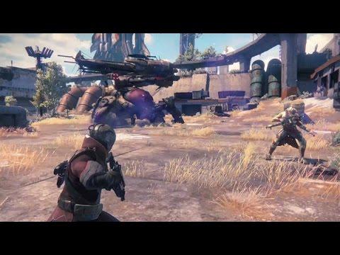 DESTINY - El Inicio - Parte 1 - En Español (Gameplay) BETA