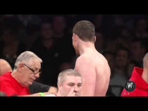 David Price vs Audley Harrison 1st Round K.O & FULL FIGHT 13.10.2012