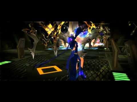 Трейлер к очередному обновлению Кабал Онлайн - Legacy of Darkness.