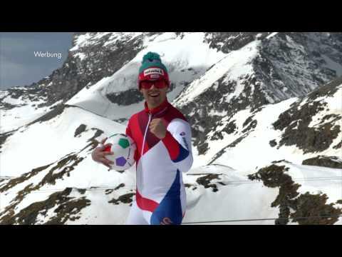 Helvetia Versicherungen: TV-Werbung - Sandro Viletta spielt Fussball