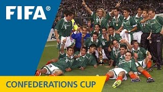 RIVALRY FLASHBACK: Mexico top USA in 1999