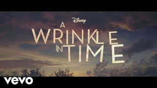 """Sade - Flower of the Universe (From Disney's """"A Wrinkle in Time"""") (Official Lyric Video)"""
