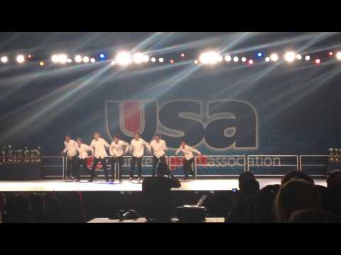 Mater Dei All Male @ USA Nationals 2014