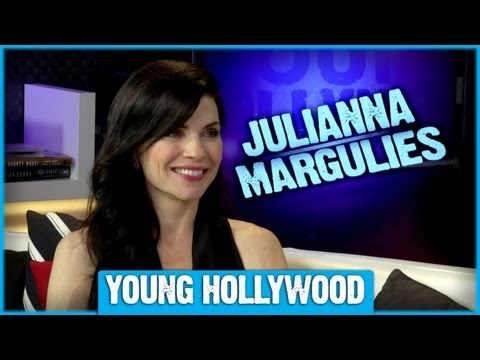 "Julianna Margulies's ""Good Wife"" Dream Day"