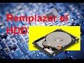 GizmoTij: Laptop Asus Eee PC 1001px Desmontar el Disco Duro de una Mini