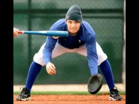 Baseball Fielding Technique Pictures
