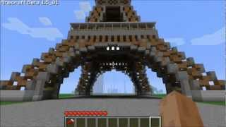 Minecraft Construction De Fou