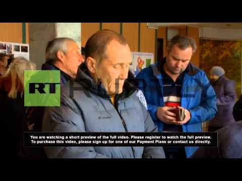 Ukraine: Aksyonov promises referendum turnout higher than last parliamentary election