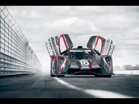 Team Betsafe Gumball 3000 '13 - Jon Olsson - Part 2