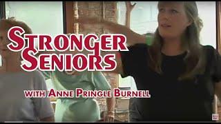 Stronger Seniors Strength Senior Exercise Aerobic Video
