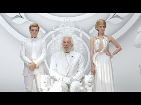 "The Hunger Games Mockingjay Part 1 ""President Snow's Second Panem Address: Unity"""