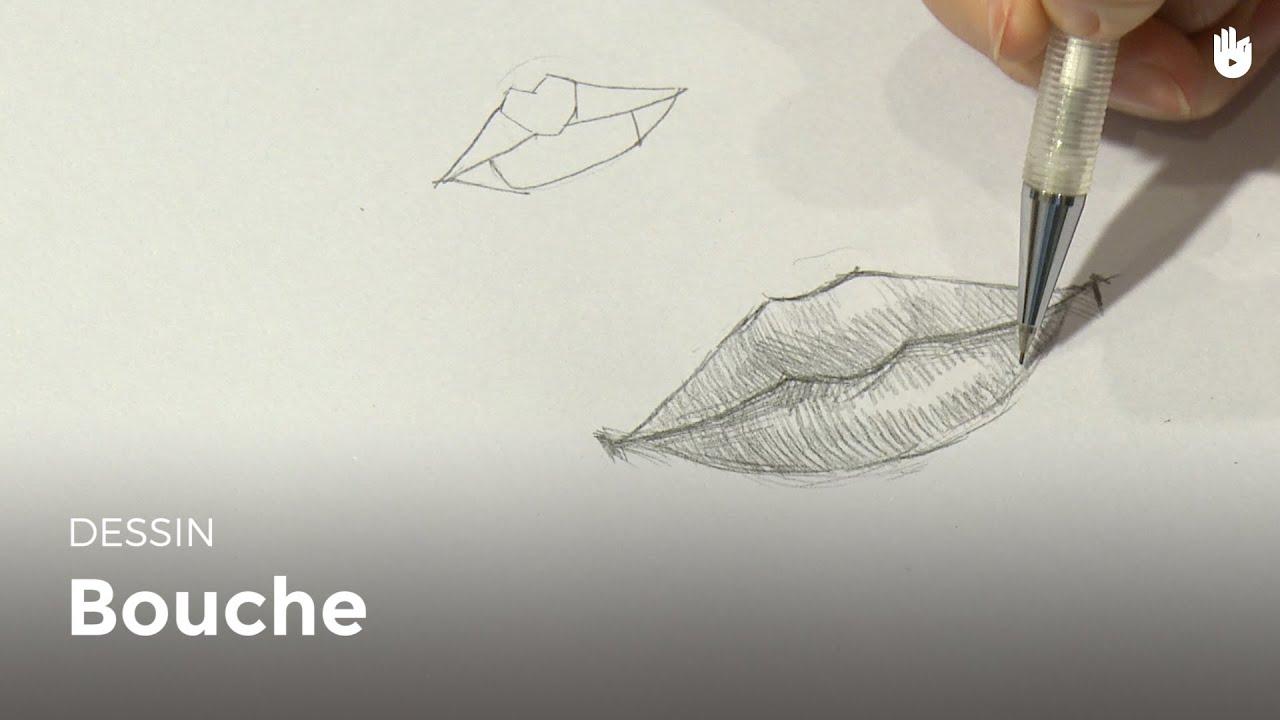Dessin dessiner une bouche hd youtube - Bouche en dessin ...