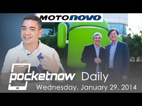 Google sells Motorola to Lenovo, iPad sales, Samsung UI changes & more - Pocketnow Daily