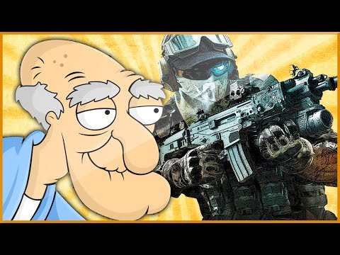 Herbert The Pervert TROLLING in Call of Duty Ghosts