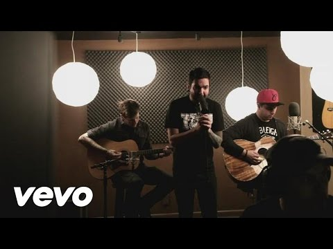 All I Want (Acoustic Version) by A Day To Remember