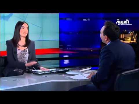 image vidéo L'éternuement en live qui a secoué le studio de la chaîne Al Arabyia