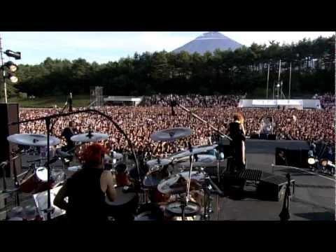 Acid Black Cherry 2011 FreeLive 09 「cord name 【JUSTICE】」