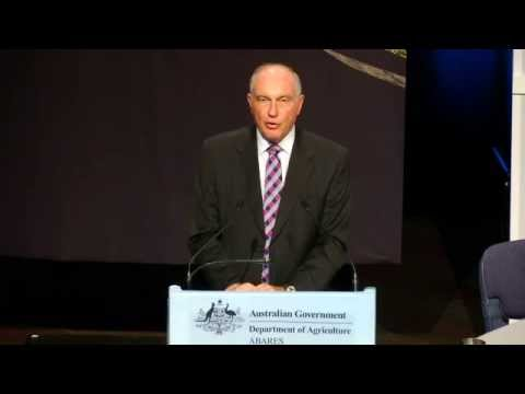The Hon. Warren Truss MP: Day 2 Opening Address