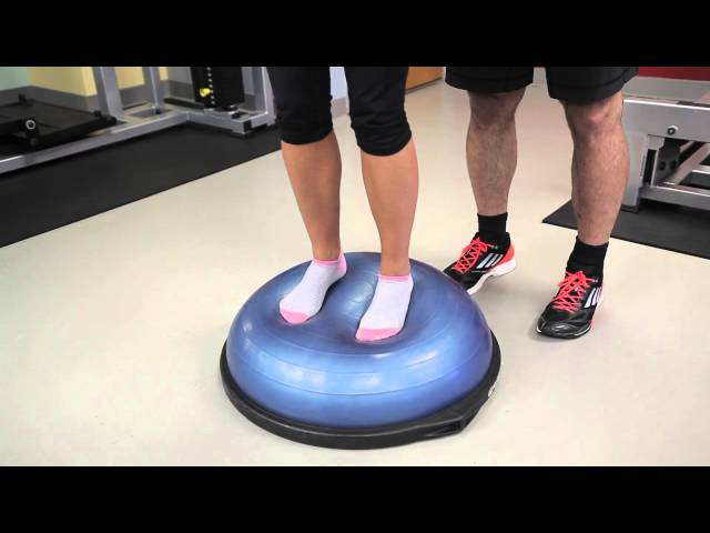 Exercises to Help Develop Proprioception in Your Feet : Fitness & Body Health
