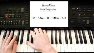 Worn Tenth Avenue North Piano Tutorial (With Sheet