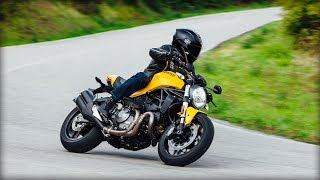 Yeni Ducati Monster 821!