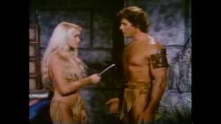 1982 Throne Of Fire Barbarian Fantasy Movie Sabrina Siani