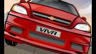 Viva & Niva (ролик для General Motors)