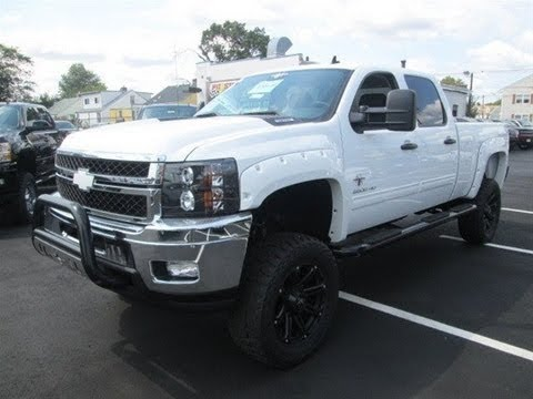 2014 Chevy Silverado 2500HD LT Black Widow by Southern Comfort Lifted Truck