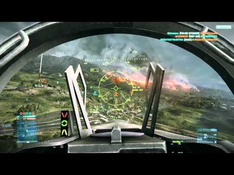 Battlefield 3: Caspian Border Gameplay -m8S_eEv_A5k