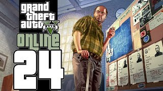 Let's Play GTA V Online (GTA 5) EP24 Scrapyard Gang