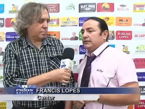 VT GRAVAÇÃO DO 6º DVD DE FRANCIS LOPES