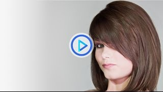 How To Cut Women's Mid Length Hair- Short And Long