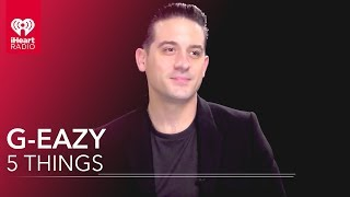 """G-Eazy """"The Beautiful and Damned"""" 