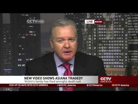 Lawyer of Asiana crash victim speaks out