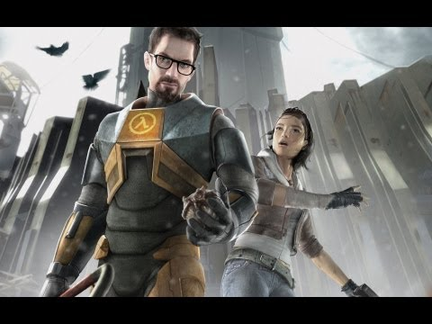 Half-Life 2 Soundtrack: CP Violation (Extended Version) HD