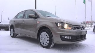 2018 Volkswagen Polo. Start Up, Engine, and In Depth Tour.. MegaRetr