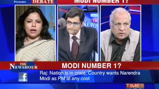 Debate: Narendra Modi No. 1?