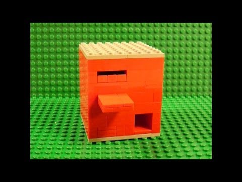 Mini Lego Candy Machine V9