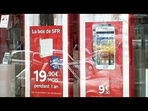 French mobile phone operators engaged in buy out battle - economy
