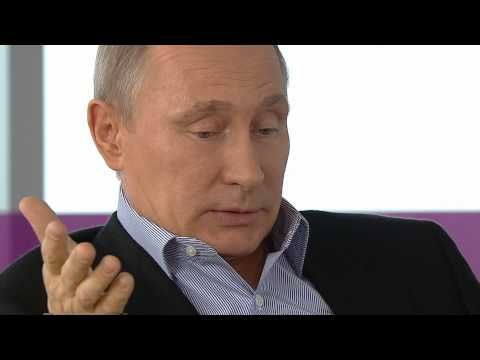 PUTIN ON ANTI-GAY LAW - BBC NEWS