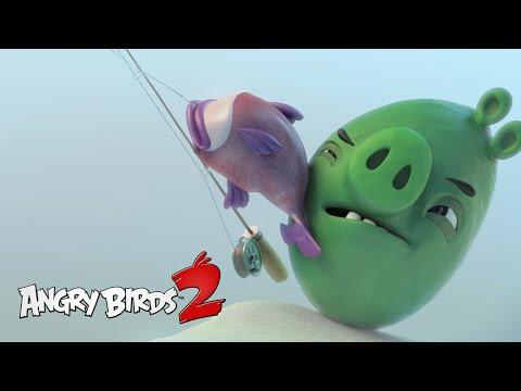 Angry Birds - Piggy Tales - Rybačka
