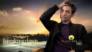 Rob Pattinson Speaks Of His Final Scene With Kristen