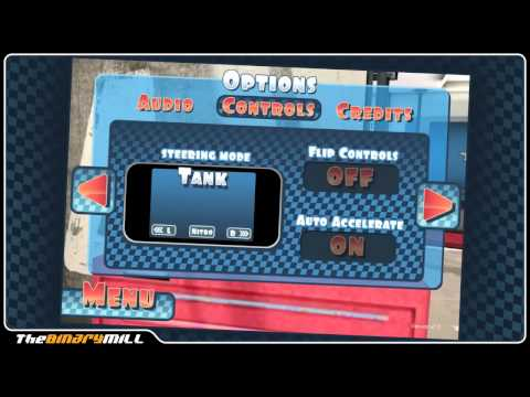Mini Motor Racing - Android Trailer
