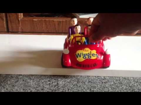 Wiggles Big Red Car Toy Youtube 40