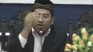 Debat Terbuka NU - Wahabi Part 4