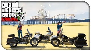 GTA 5 Online Independence Day DLC Review, Heist Code